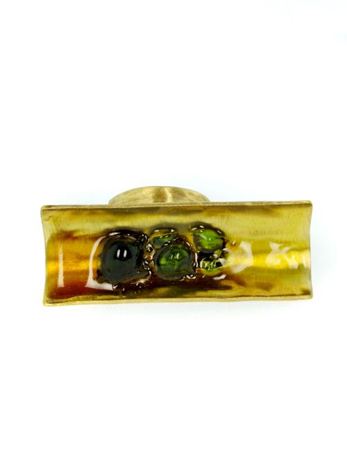 Δαχτυλίδι από μπρούντζο